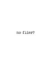 noflier