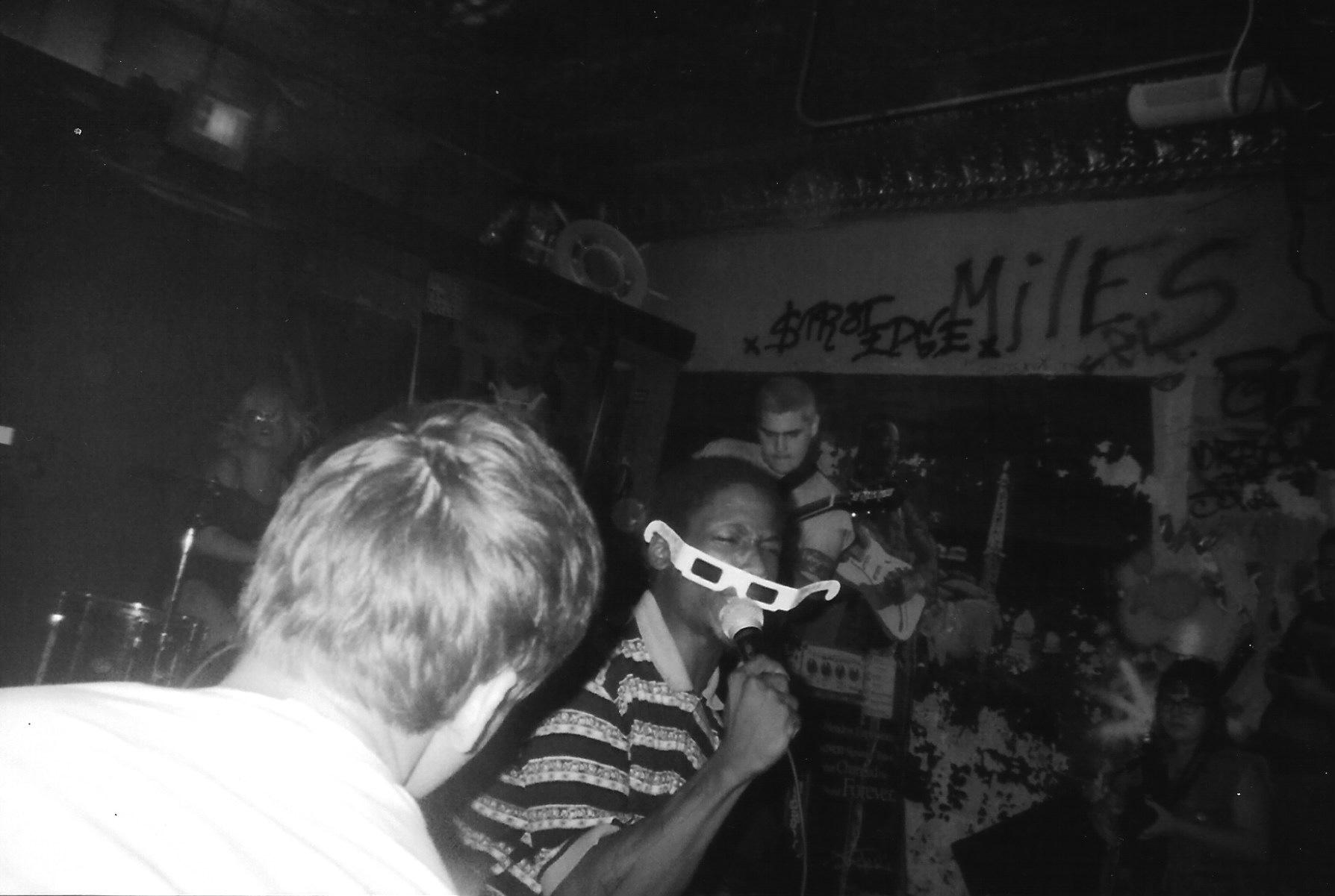 Dumb Fest 3-D | The Black Sheep Cafe